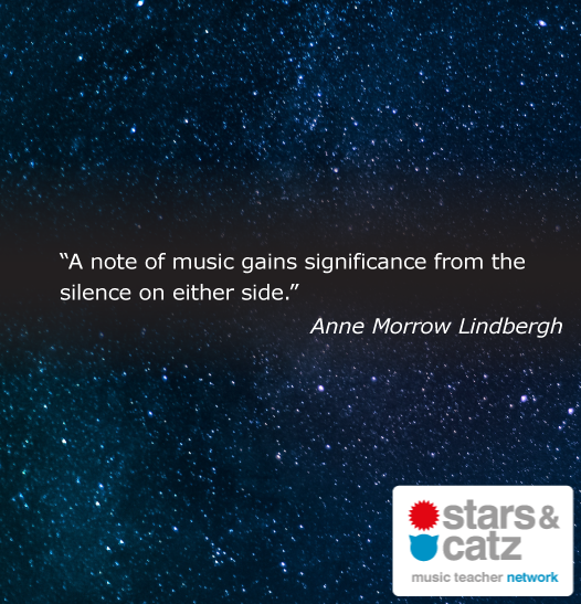Anne Morrow Lindbergh Music Quote Image