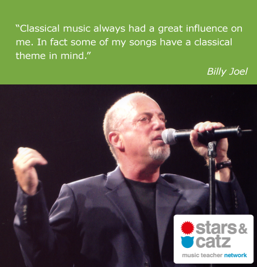 Billy Joel Music Quote