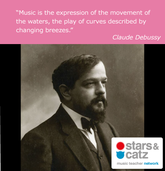 Claude Debussy Music Quote 2 Image