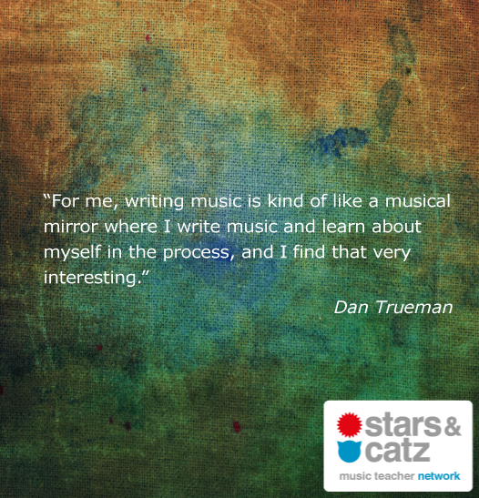 Dan Trueman Music Quote Image