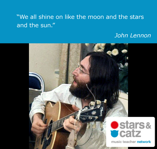John Lennon Music Quote 3