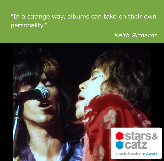 Keith Richards Music Quote 5
