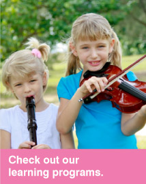 Parramatta classical guitar school: check out our programs!
