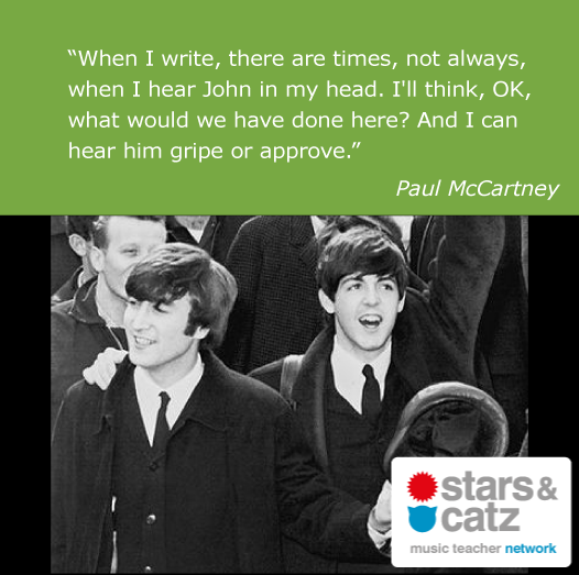 Paul Mccartney Music Quote