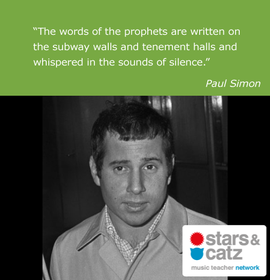 Paul Simon Music Quote 3