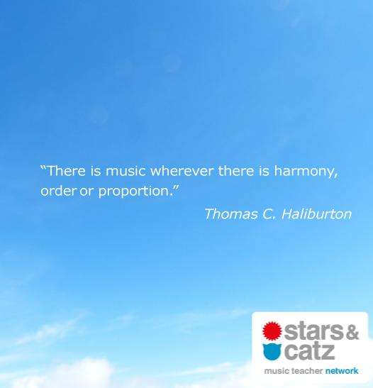 Thomas C. Haliburton Music Quote Image