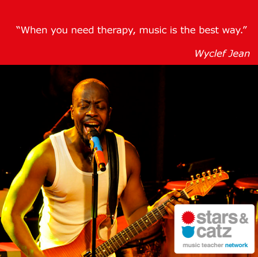 Wyclef Jean Music Quote