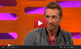 Chris Martin Interview