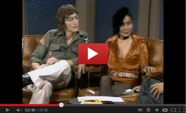 Lennon & Ono Interview