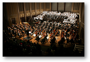 BroadwayWorld.com: Chelsea Tipton Conducts Cleveland Orchestra in Sold-Out Concert in Honor of Martin Luther King, Jr., Sunday, January 19, 2014